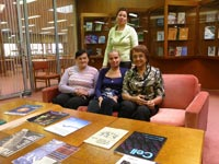Employees of the library
